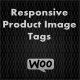 Responsive Product Image Tags - WooCommerce Plugin