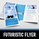 Futuristic Brochures - GraphicRiver Item for Sale