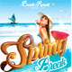 Spring break - GraphicRiver Item for Sale