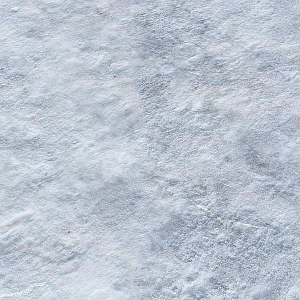 Snow Dirty Seamless Ground Texture By Polysmith3d 3docean