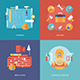 Construction and Building Icons Set - GraphicRiver Item for Sale