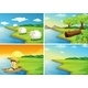 Countryside Scenes - GraphicRiver Item for Sale