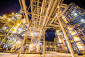 Oil Refinery At evening - PhotoDune Item for Sale