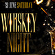 Whiskey Night Flyer - GraphicRiver Item for Sale