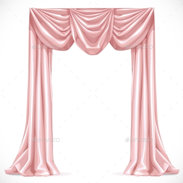 Curtains - Objects Vectors