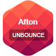 Afton - Unbounce Template - ThemeForest Item for Sale