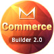 Commerce Responsive Email + Template Builder Acces - ThemeForest Item for Sale