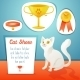 Cat Winner - GraphicRiver Item for Sale