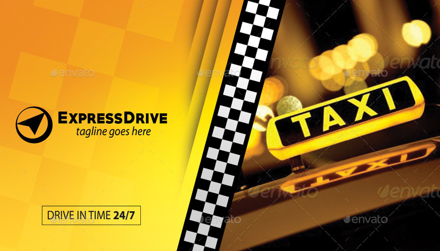 Taxi driver cab business card by rapidgraf graphicriver taxi driver cab business card industry specific business cards 01previewg colourmoves