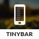 Tinybar Mobile | Mobile Template Nulled