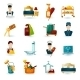 Hotel Maid Icons - GraphicRiver Item for Sale