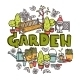 Gardening Design Concept - GraphicRiver Item for Sale