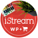 iStream - Creative Responsive WordPress Shop Theme Nulled