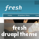 Fresh - Advanced Drupal Theme - ThemeForest Item for Sale