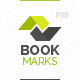 BookMarks - Corporate & OnePage PSD Template Nulled