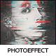 Glitch Square Photoeffect - GraphicRiver Item for Sale