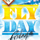 Fly Day Fridays Party Flyer Template - GraphicRiver Item for Sale