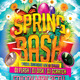 Spring Bash Flyer - GraphicRiver Item for Sale