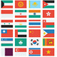 Flat Flags of the World Collection - GraphicRiver Item for Sale