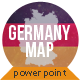 Germany Map - Editable Map Presentation - GraphicRiver Item for Sale