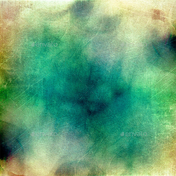 Grunge Colorful Background - Abstract Backgrounds
