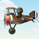 WWI Aeroplane Toys - Vickers & Banner - GraphicRiver Item for Sale