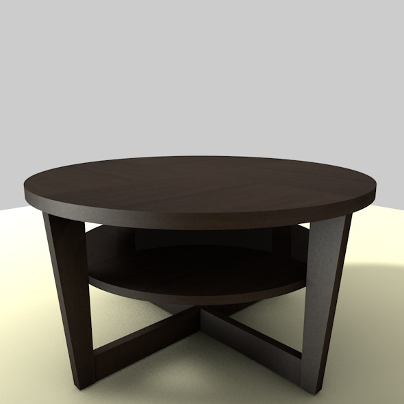 Ikea Coffee Table - 3DOcean Item for Sale
