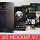 App Screenshot Mockups V7 - GraphicRiver Item for Sale