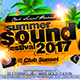 Summer Sound Fest - GraphicRiver Item for Sale