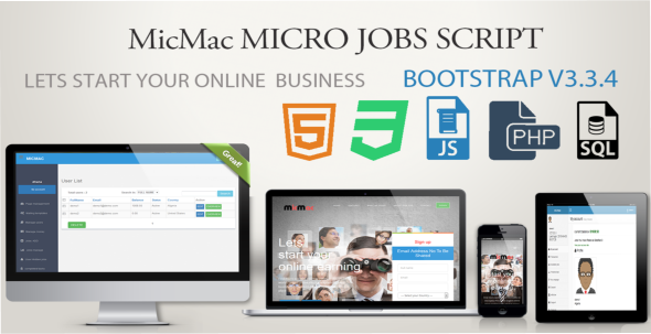 MicMac microjobs script v1.8