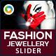 Fashion Jewellery Sliders - 2 Designs