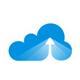 Inside Cloud Up Arrow - GraphicRiver Item for Sale