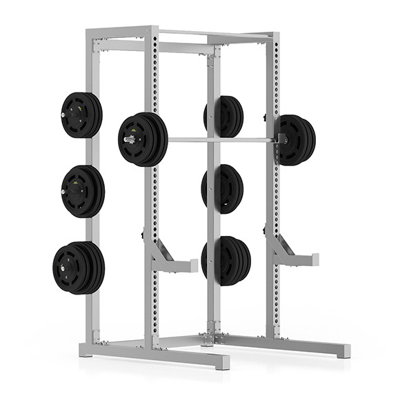 Gym Half Rack - 3DOcean Item for Sale