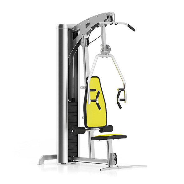 Multigym - 3DOcean Item for Sale