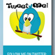Tweet ME! - Twitter ID Card - GraphicRiver Item for Sale