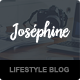 Josephine - WordPress Theme For Lifestyle Bloggers Nulled