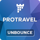 ProTravel - Travel Agency Unbounce Template Nulled