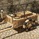 Old cart - 3DOcean Item for Sale