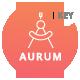 Aurum - Agency Keynote Template