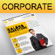 Multipurpose Corporate Flyer V22 - GraphicRiver Item for Sale