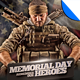 Memorial Day Remember Event Flyer Template