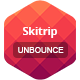 Skitrip - Unbounce Template - ThemeForest Item for Sale