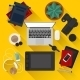 Office Workspace - GraphicRiver Item for Sale