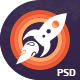 Rocket - Creative Multipurpose PSD Template Nulled