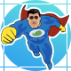 Your Own Superhero Logo - VideoHive Item for Sale