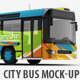 City Bus Mock-Up - GraphicRiver Item for Sale