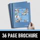 Metro Brochure - GraphicRiver Item for Sale