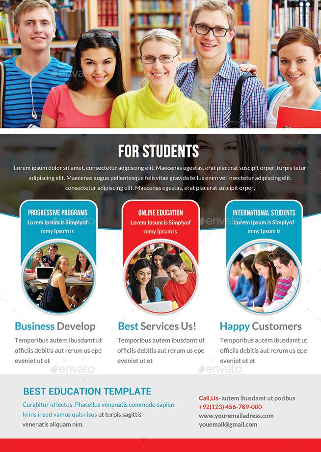 Flyer Education Pinephandshakeapp