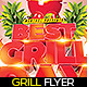 Grill Day Flyer - GraphicRiver Item for Sale