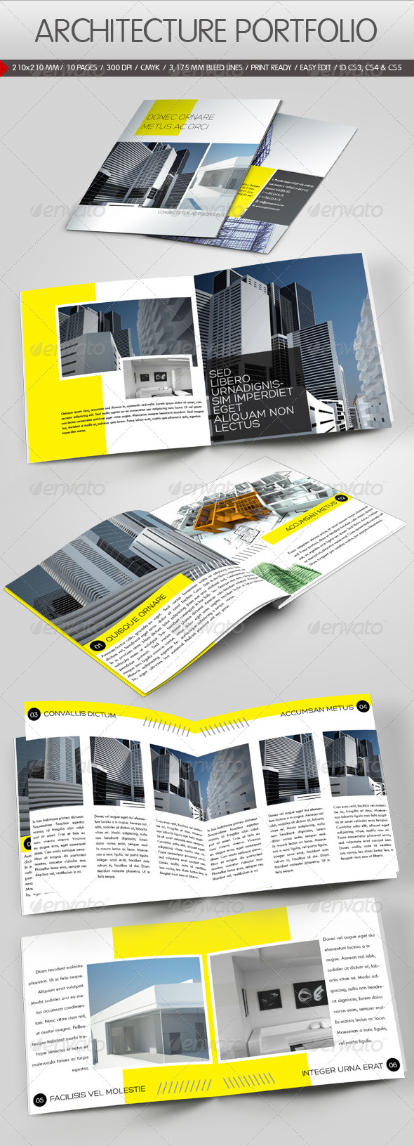 Construction Company Brochure - Corporate Brochures